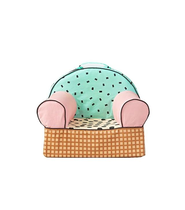 Entry Level Nod Chair in Ice Cream