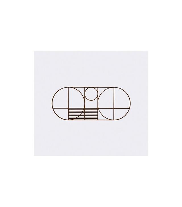 Ferm Living Outline Oval Trivet