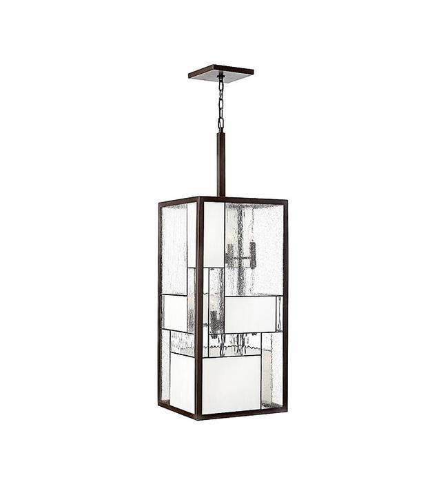 Hinkley Mondrian 12-Light High Bronze Pendant Light