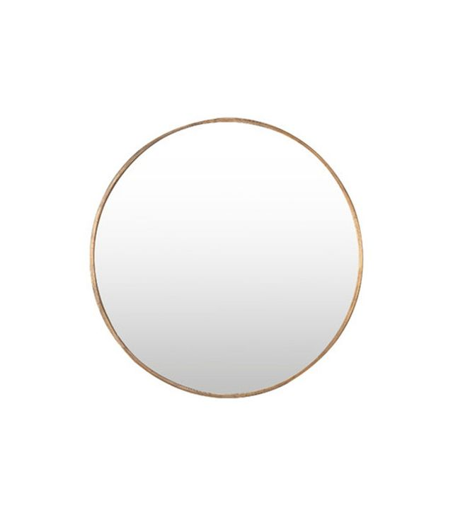 Uttermost Junius Round Mirror