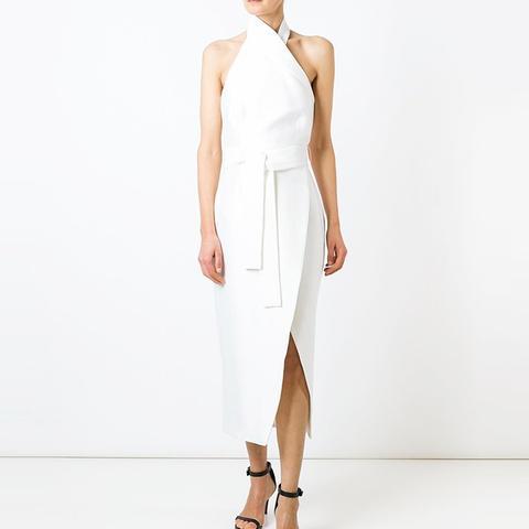 Midi Halterneck Dress