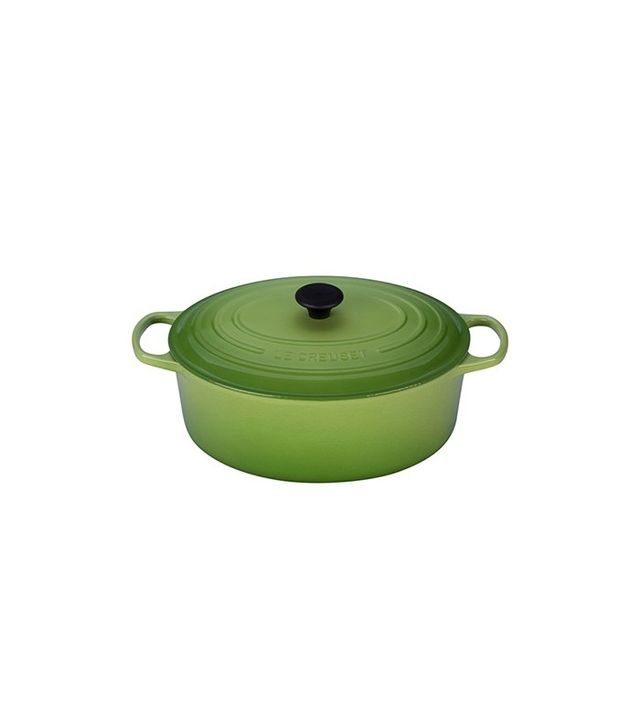 Le Creuset Signature Oval Enamel Cast Iron French/Dutch Oven