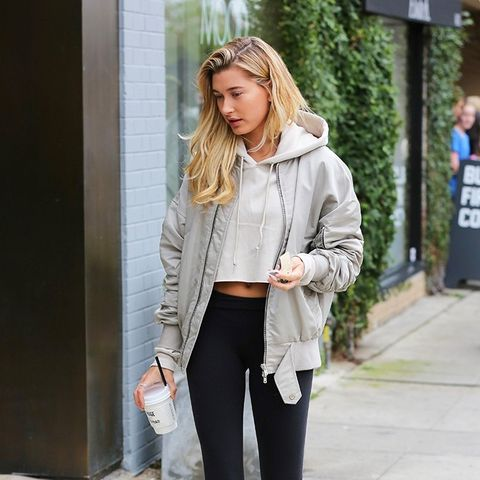 The Celebrity Outfits That Make Leggings Look High-End