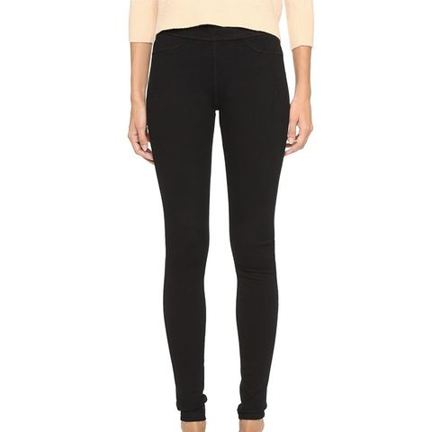 Knit Luxe Pull On Legging Jeans