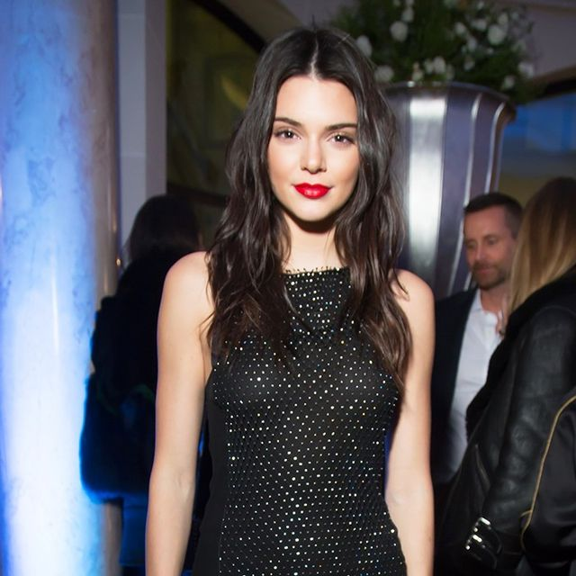 This Is Why Kendall Jenner Wears Sneakers So Much