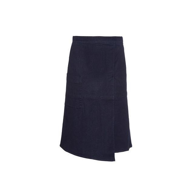 Tibi Wrap Detail Skirt