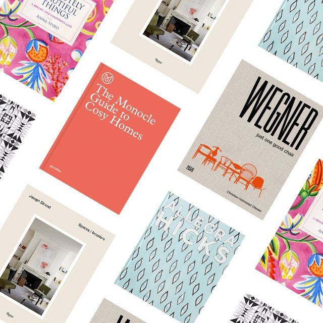Our Editors' Essential Decorating Book Picks