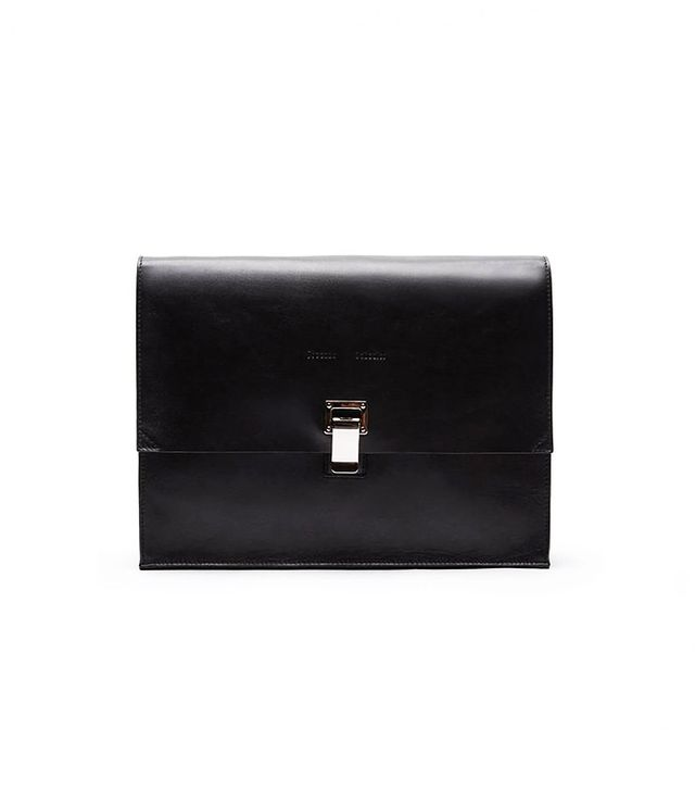 Proenza Schouler Large Leather Lunch Bag