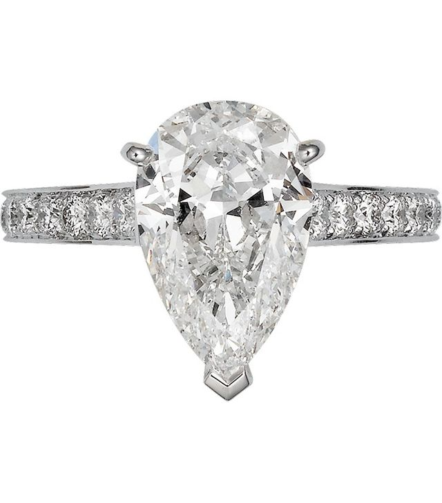 Cartier Solitaire 1895 Collection Ring(price upon request)
