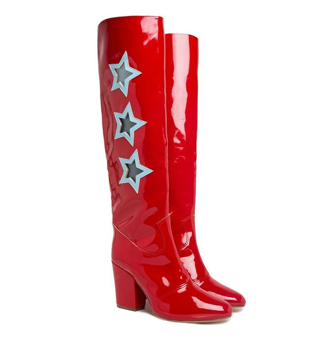 Chiara Ferragni Collection Stars Boots