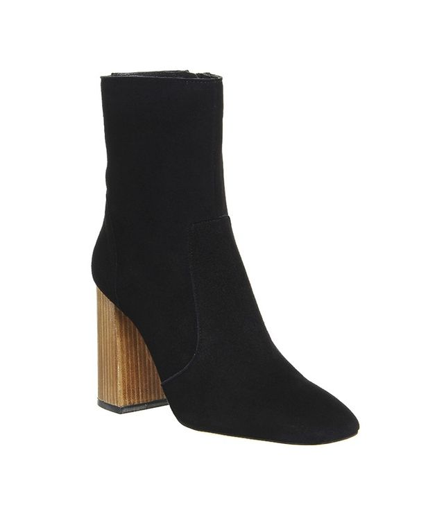 Office Jany High Cut Boots