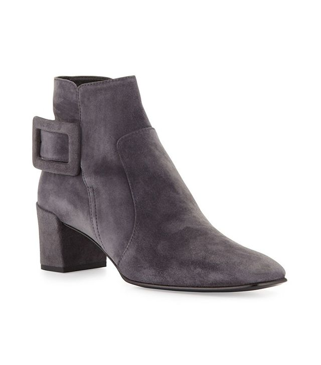 Roger Vivier Polly Ankle Boot