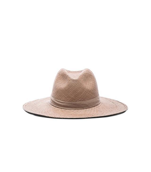 Janessa Leone Angelica Wide Brim Hat