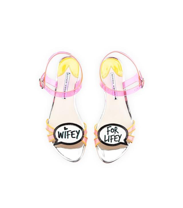 Sophia Webster Wifey for Lifey Sandals