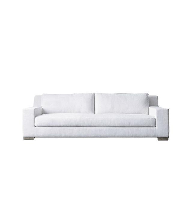 RH Modern Modena Track Arm Fabric Sofa