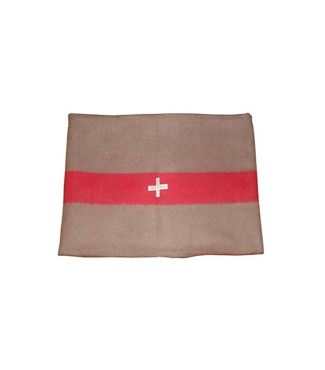Unearthed Swiss Army Blanket