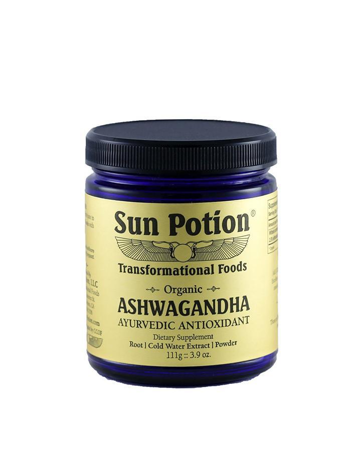 Ashwagandha by Sun Potion