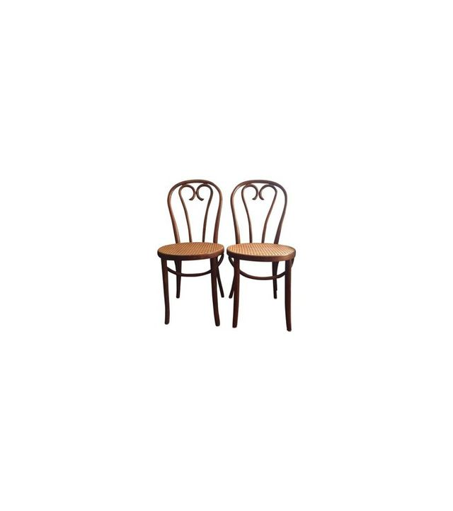 Thonet Bentwood Cafe Chairs