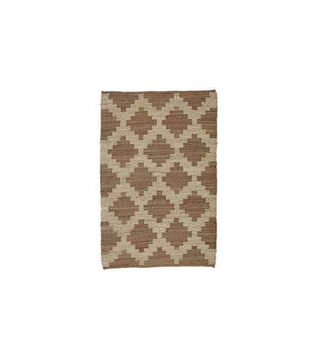 Tradewinds Pattern Hemp Rug 8 x 10