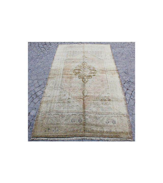 Mesopotamia Vintage Turkish Rug