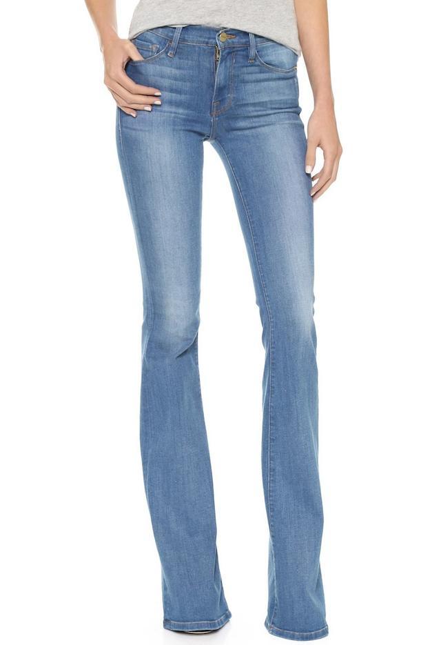 Frame Denim Forever Karlie Forever Tall Flare Jeans