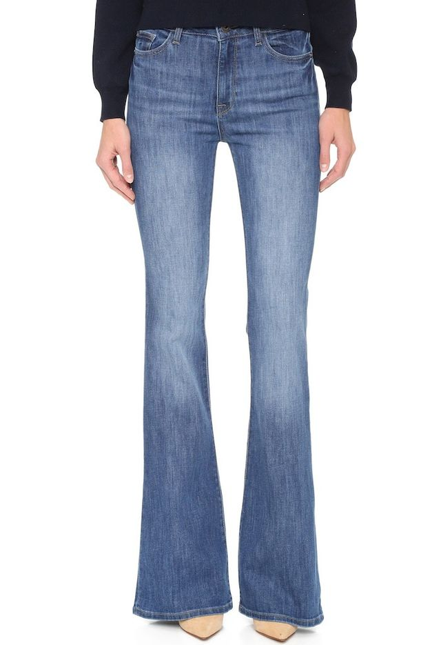 DL1961 Heather High Rise Flare Jeans