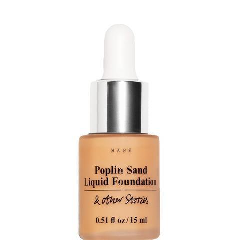 Liquid Foundation in Poplin Sand