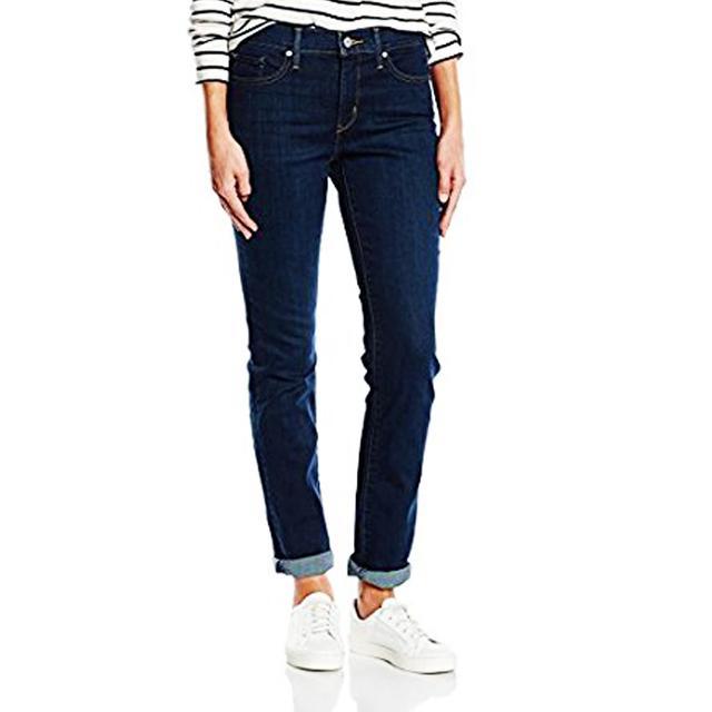 Amazon fashion: Levi's Women's 312 Shaping Slim Jeans