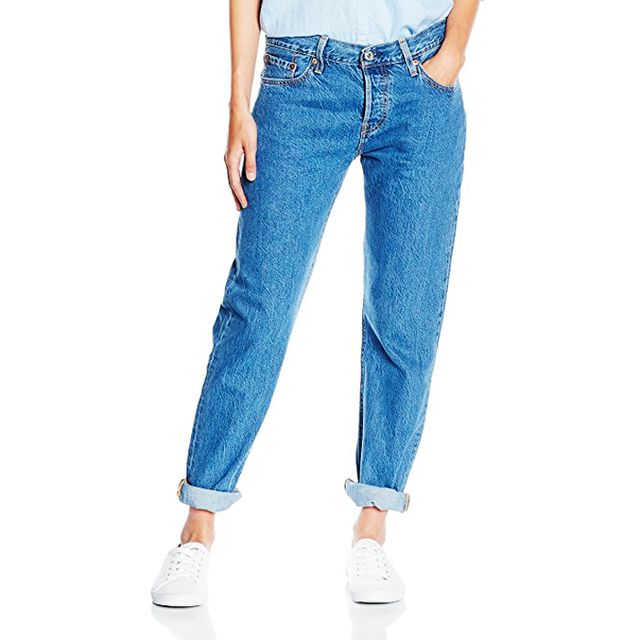 Amazon fashion: Levi's Women's 501 Ct Jeans