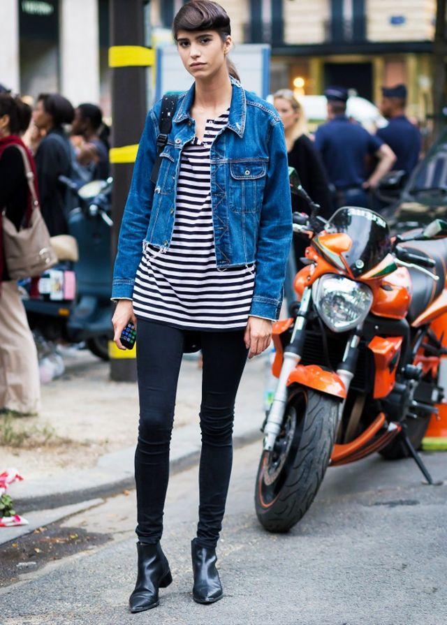 Amazon fashion: Denim jackets and breton tops