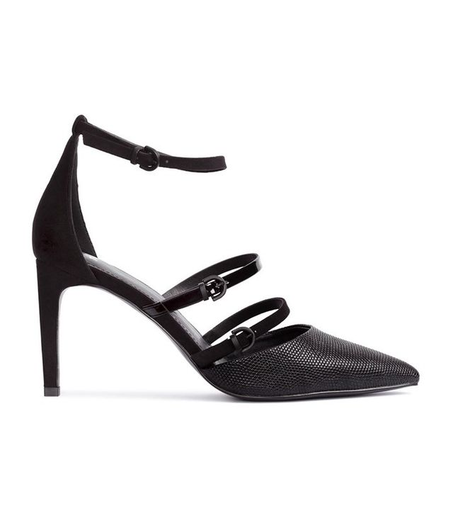 H&M Pointed Toe Pumps