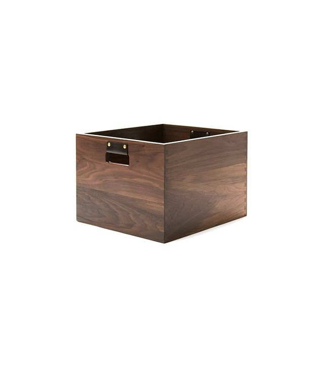 Rejuvenation Symbol Audio Dovetail Record Crate