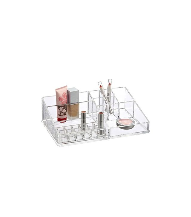 The Container Store Large Acrylic Makeup Organizer