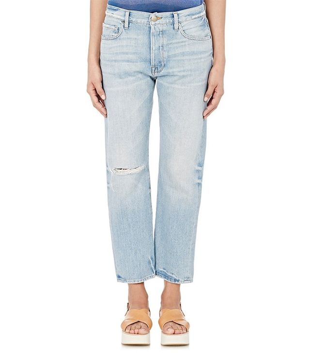 Frame Le Original Crop Jeans