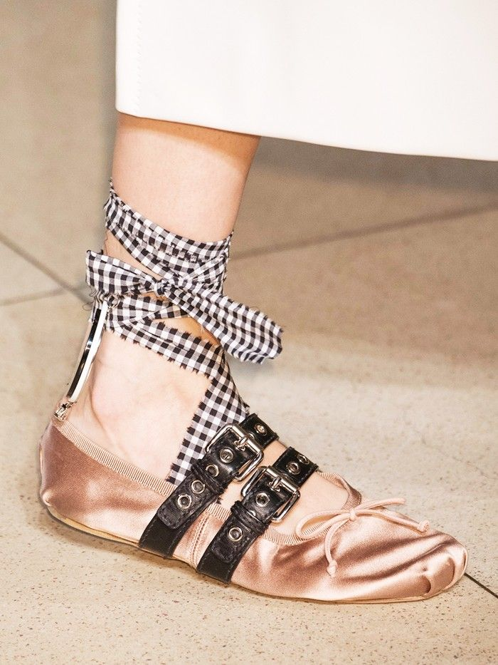 Miu Miu Sneakers ballet pumps