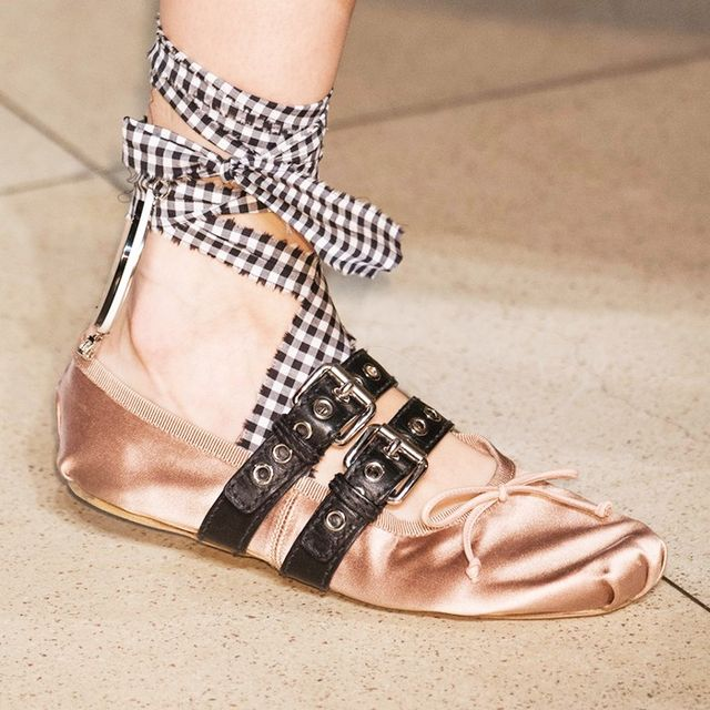 Everyone's Obsessing Over These Designer Ballet Flats