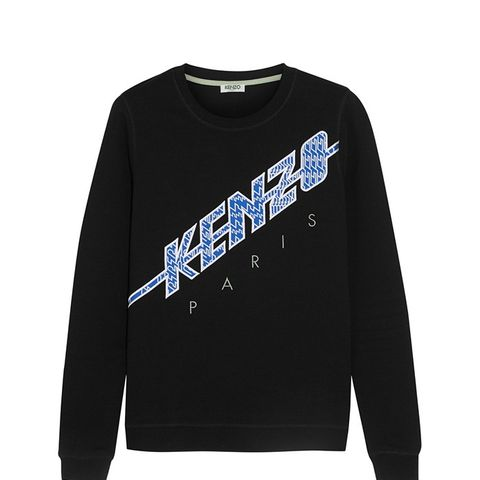 Appliqued Sweatshirt