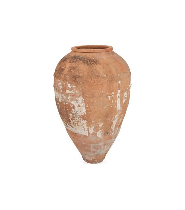 Berkshire Home & Antiques Turkish Olive Jar