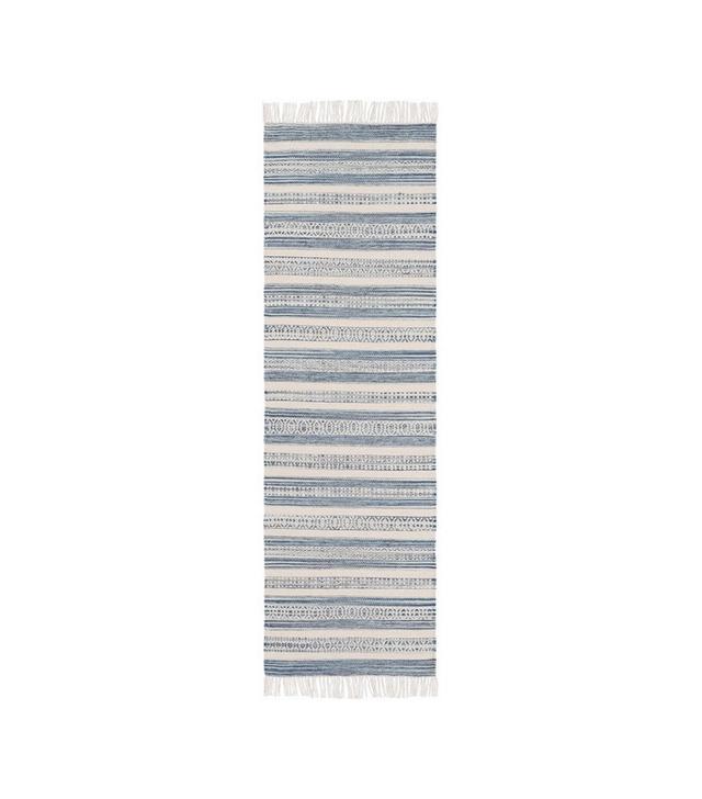 Overstock Hand-Woven Clarita Wool/Cotton Rug