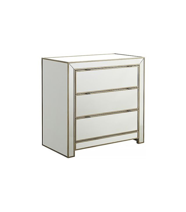 Pier1 Imports Alexa Short Mirrored Chest