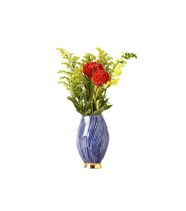 Ruan Hoffman for Anthropologie Jardin Des Plantes Vase