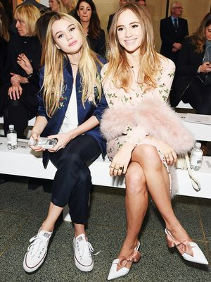 Why Suki and Immy Waterhouse Are Fashion's New Power Duo