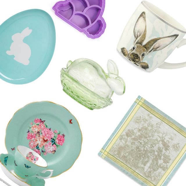 Easter Entertaining Finds You'll Want to Keep (Even After You've Eaten All the Chocolate)