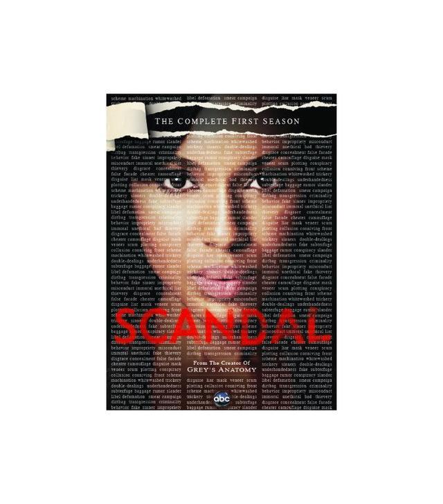 Scandal Season 1 DVD