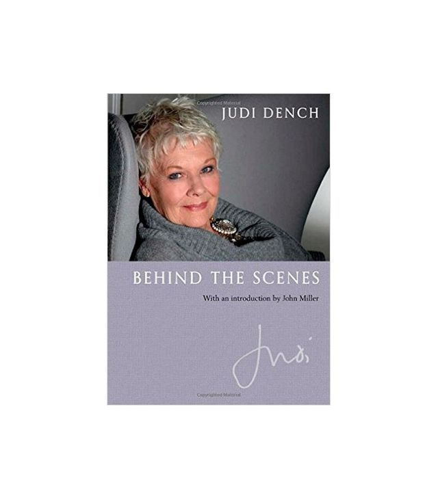 Behind the Scenes by Judi Dench