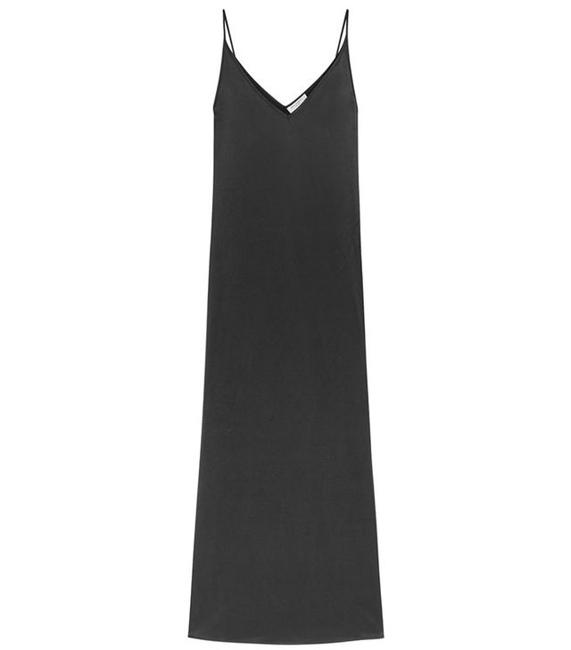 Equipment Silk-Charmeuse Maxi Dress