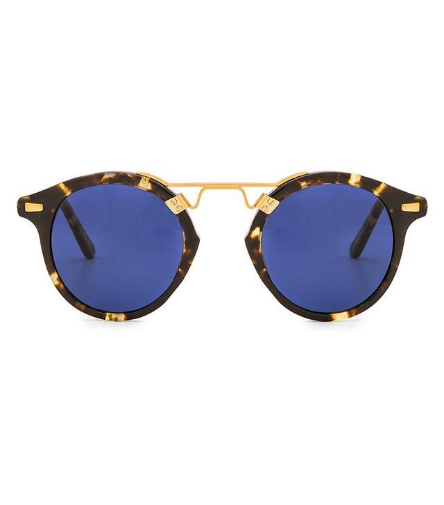 Krewe Du Optic St. Louis Bengal Sunglasses