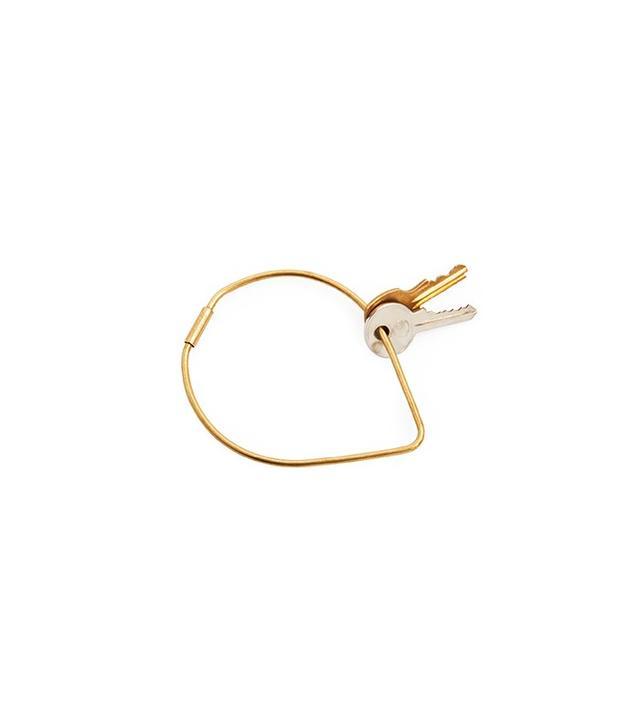 Karl Zahn Contour Key Ring