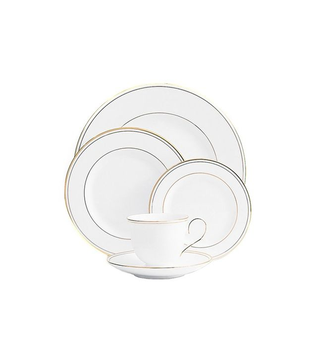 Lenox Federal Gold China 5-Piece Place Setting