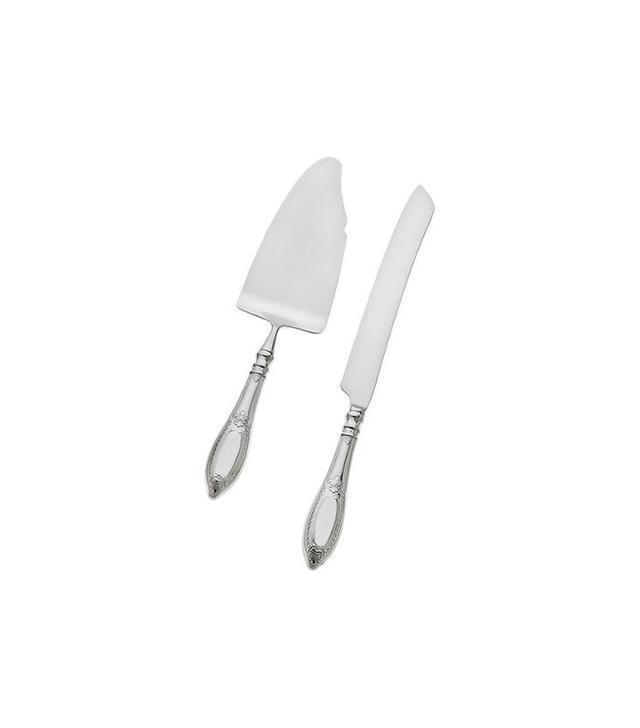 Ricci Donatello Cake Knife and Server